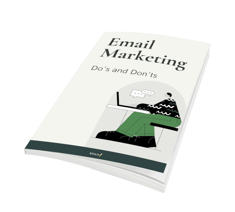 email marketing do's and don'ts book image