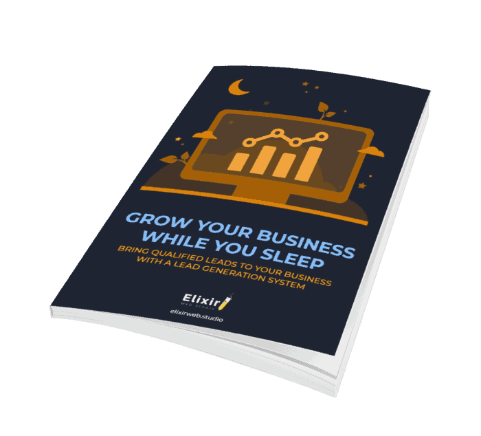 grow your business while you sleep cover