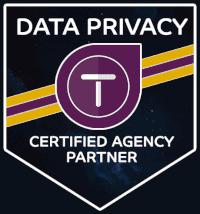 termageddon data privacy certified agency partner badge